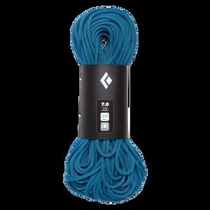 7.0 Dry 60m Climbing Rope