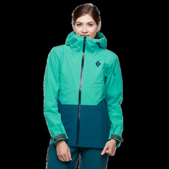 Recon Stretch Ski Shell - Women's