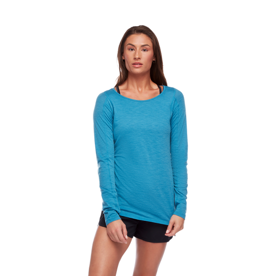 Long Sleeve Rhythm Tee - Women's