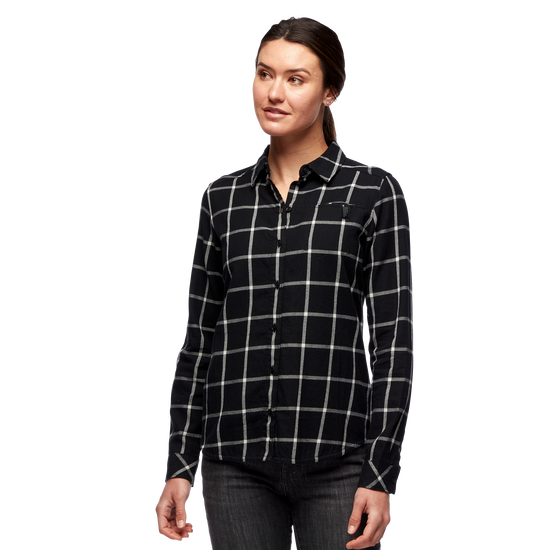 Serenity Flannel Shirt - Women's
