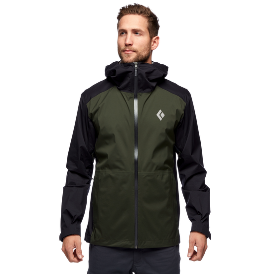 StormLine Stretch Rain Shell