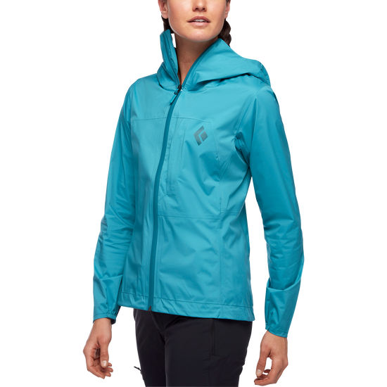 W FINELINE STRETCH RAIN SHELL