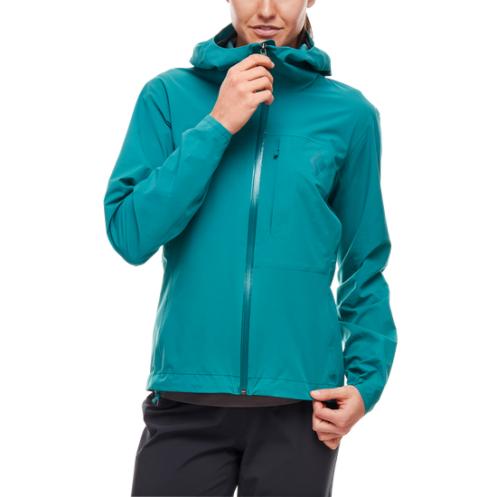 FineLine Stretch Rain Shell - Women's