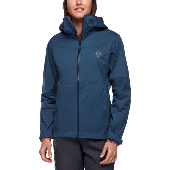 W STORMLINE STRETCH RAIN SHELL