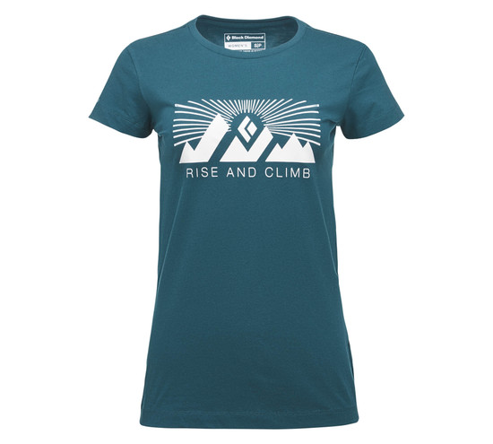 Rise and Climb Tee - Women's