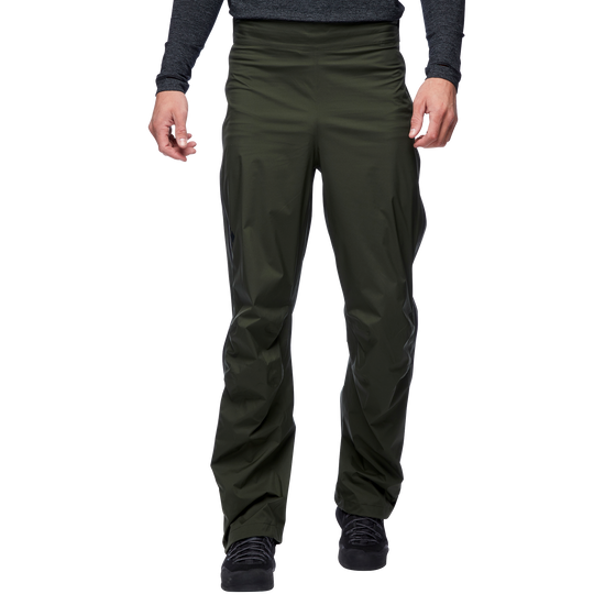 Stormline Stretch Full Zip Rain Pants