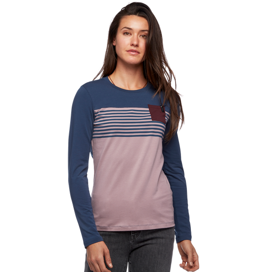 Long Sleeve Campus Tee - Women's