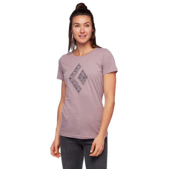 Snow Diamond Tee - Women's