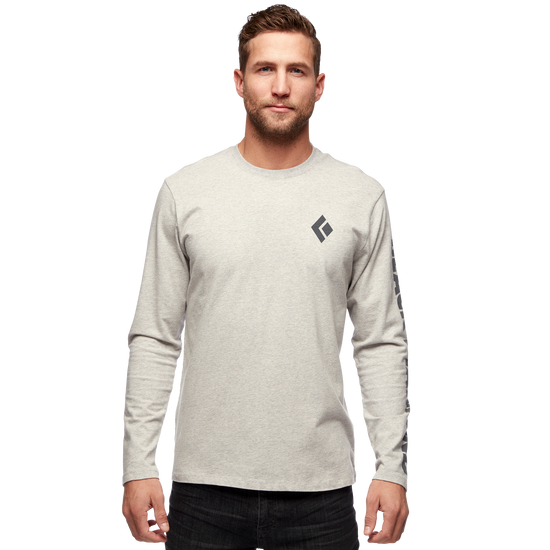 Long Sleeve BD Logo Sleeve Tee - Men's