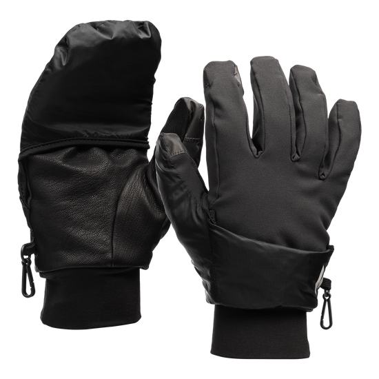 Wind Hood Softshell Gloves