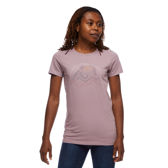 Summit Scribble Tee - Women's