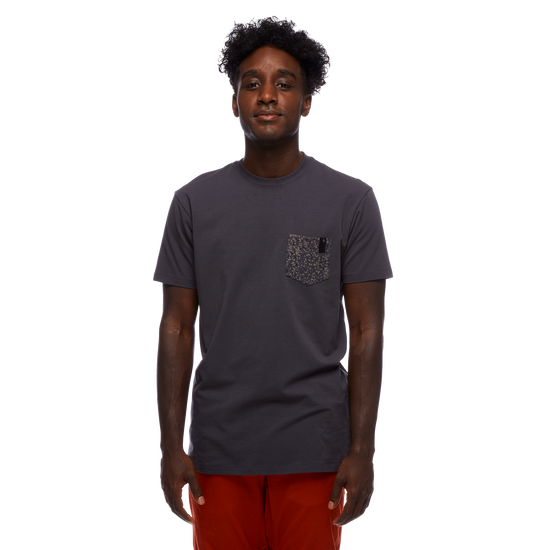 Pocket Square Tee - Men's