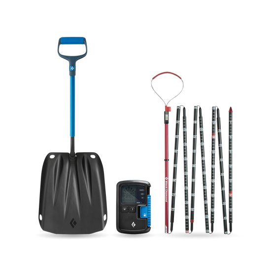 Black Diamond Guide BT Avy Safety Set