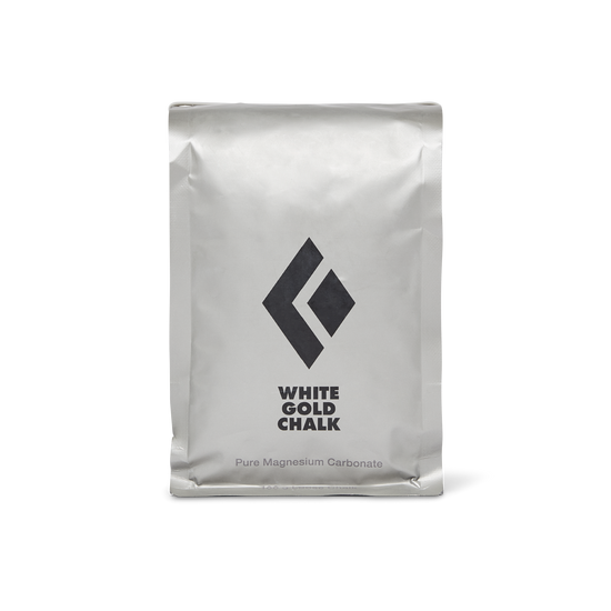 100g Loose White Gold Chalk