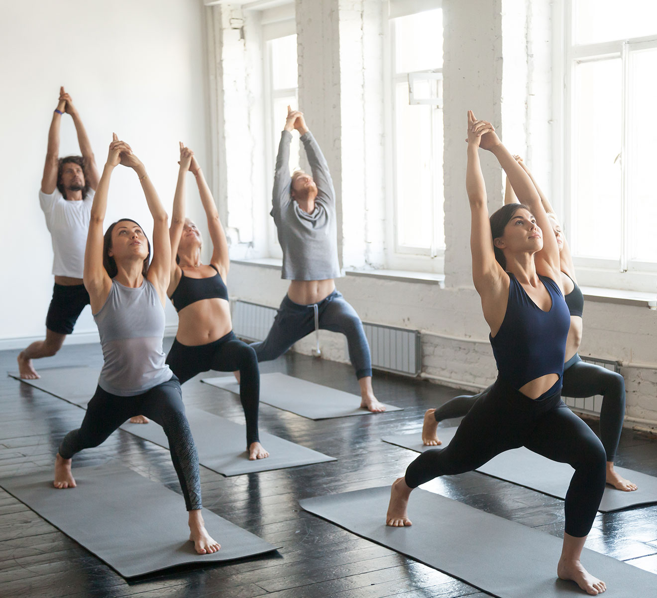 Yoga Instructor Certification Afpa Fitness