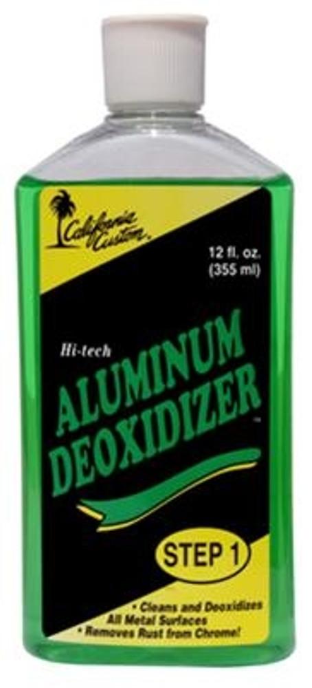 California Custom Aluminum Deoxidizer