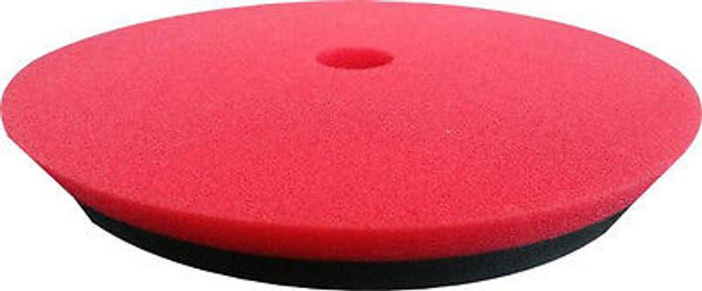 Lake Country 6.5 Inch HD Orbital Red Foam Finishing Pad