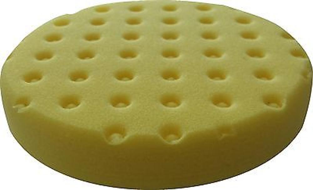 Lake Country 6.5 Inch CCS Yellow Foam Cutting Pad