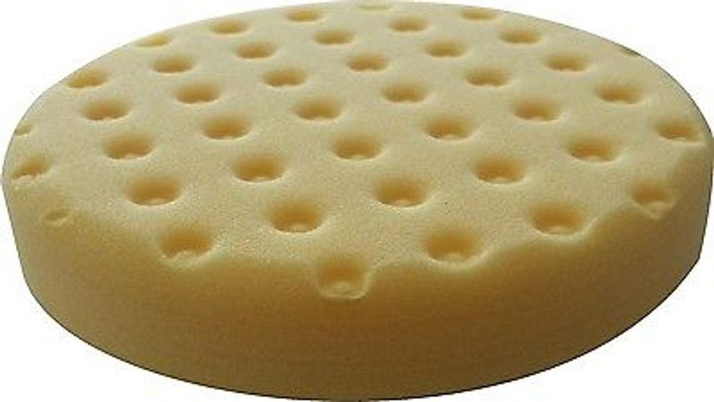 Lake Country 6.5 Inch CCS Gold Foam Ultra Finishing Pad