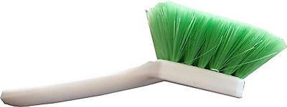 "SM Arnold 9"" Green Nylon Wash Brush"