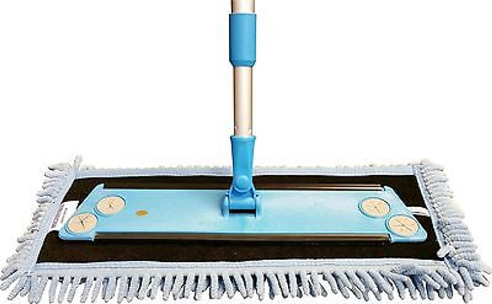 Microfiber Wash Mop Kit