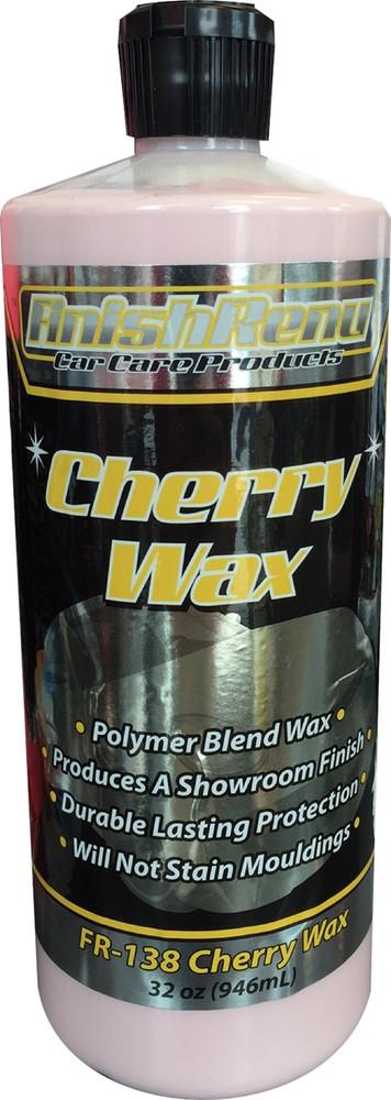 Finish Renu Cherry Wax Car Wax