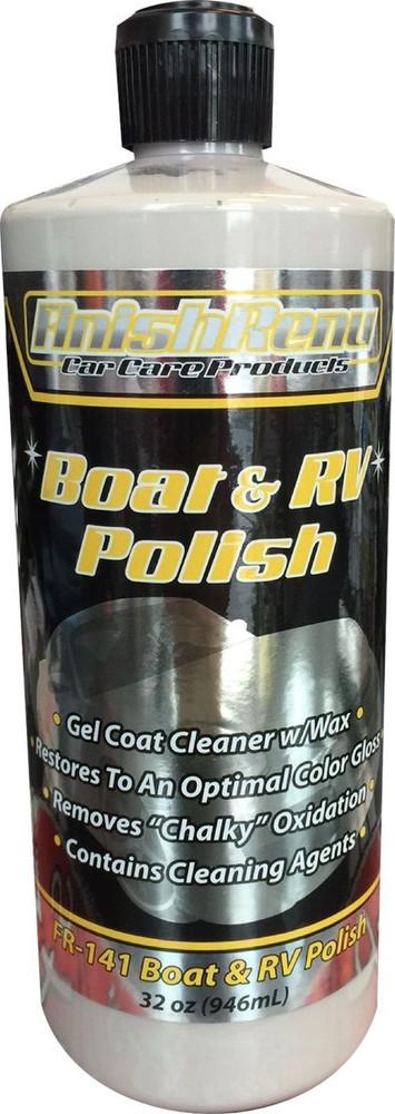 Finish Renu Boat & RV Polish Wax