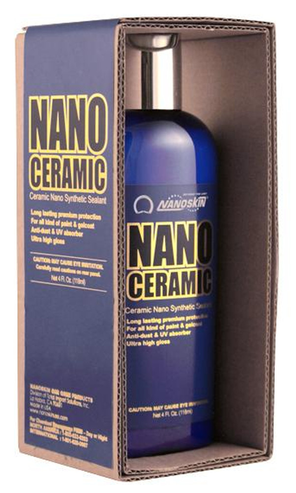 Nanoskin Nano Ceramic Car Sealant