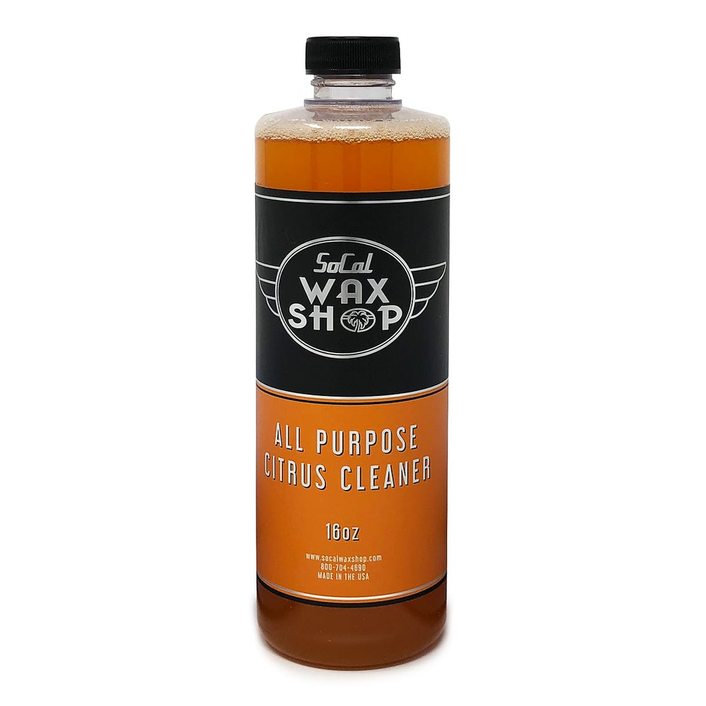 All Purpose Citrus Cleaner SoCal Wax Shop