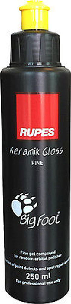Rupes Keramik Gloss Fine Gel Compound