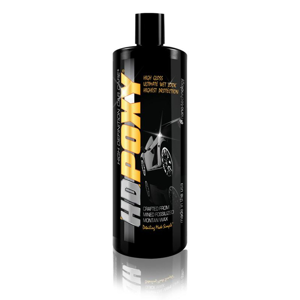 3D Products HD Poxy Car Wax & Sealant