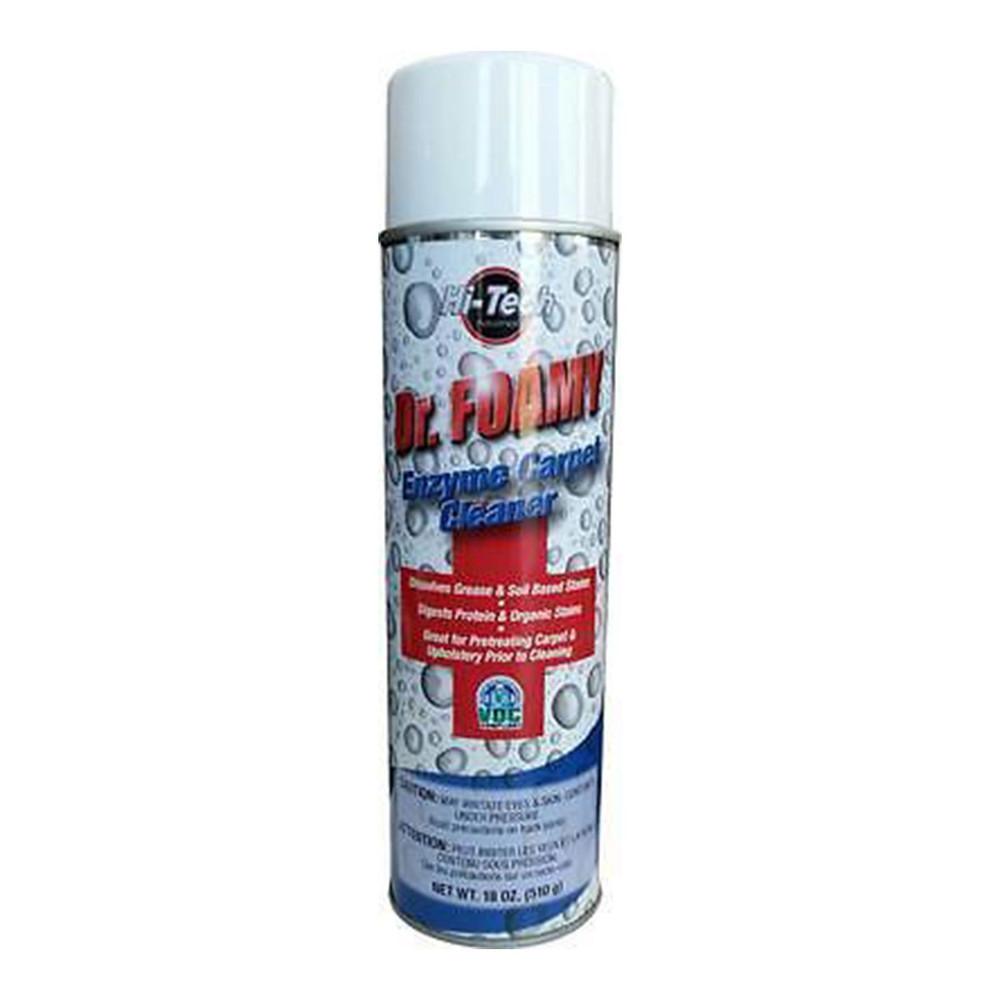 Hi-Tech Dr. Foamy Enzyme Carpet Cleaner