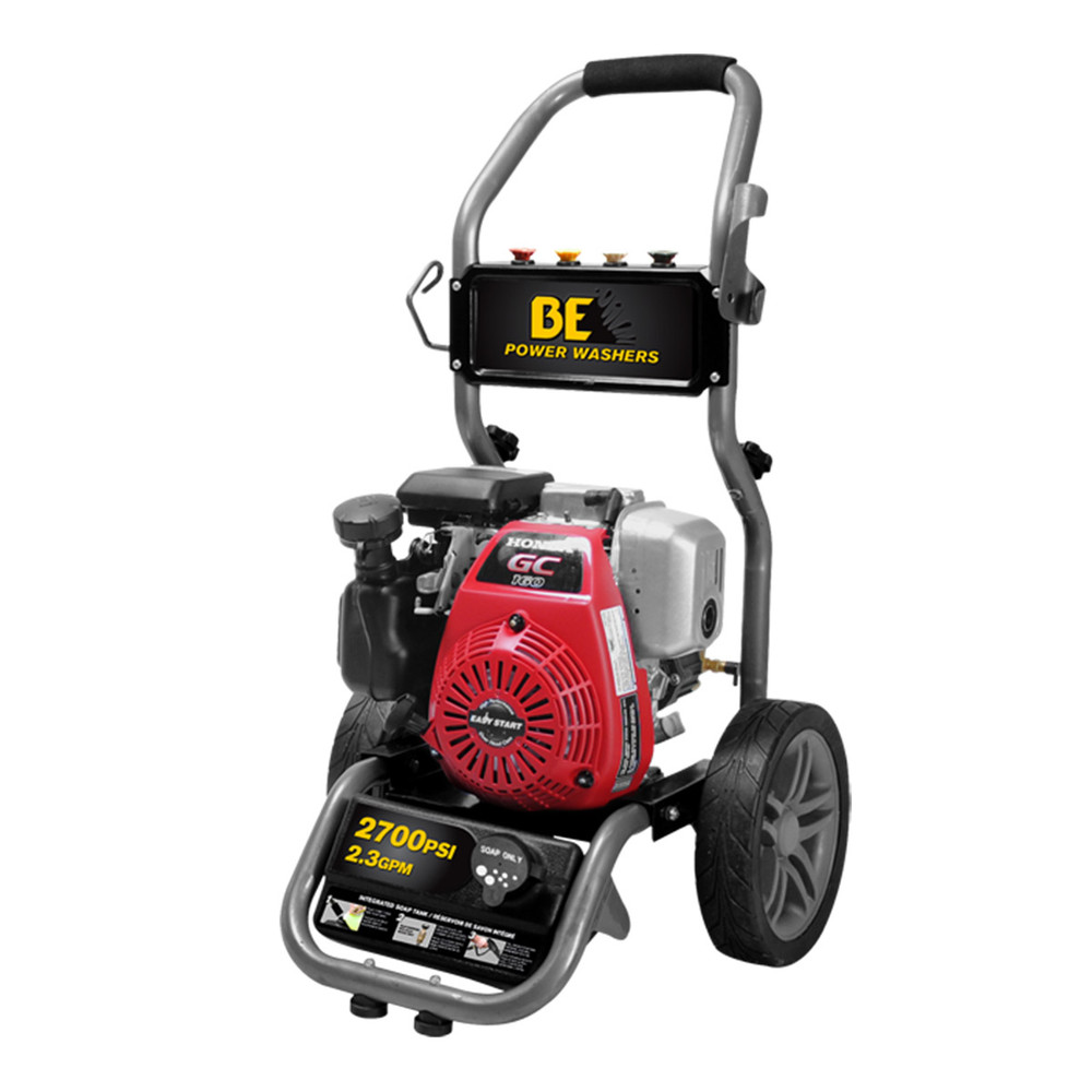 Honda GC160 AR Axial Pressure Washer - BE275HA