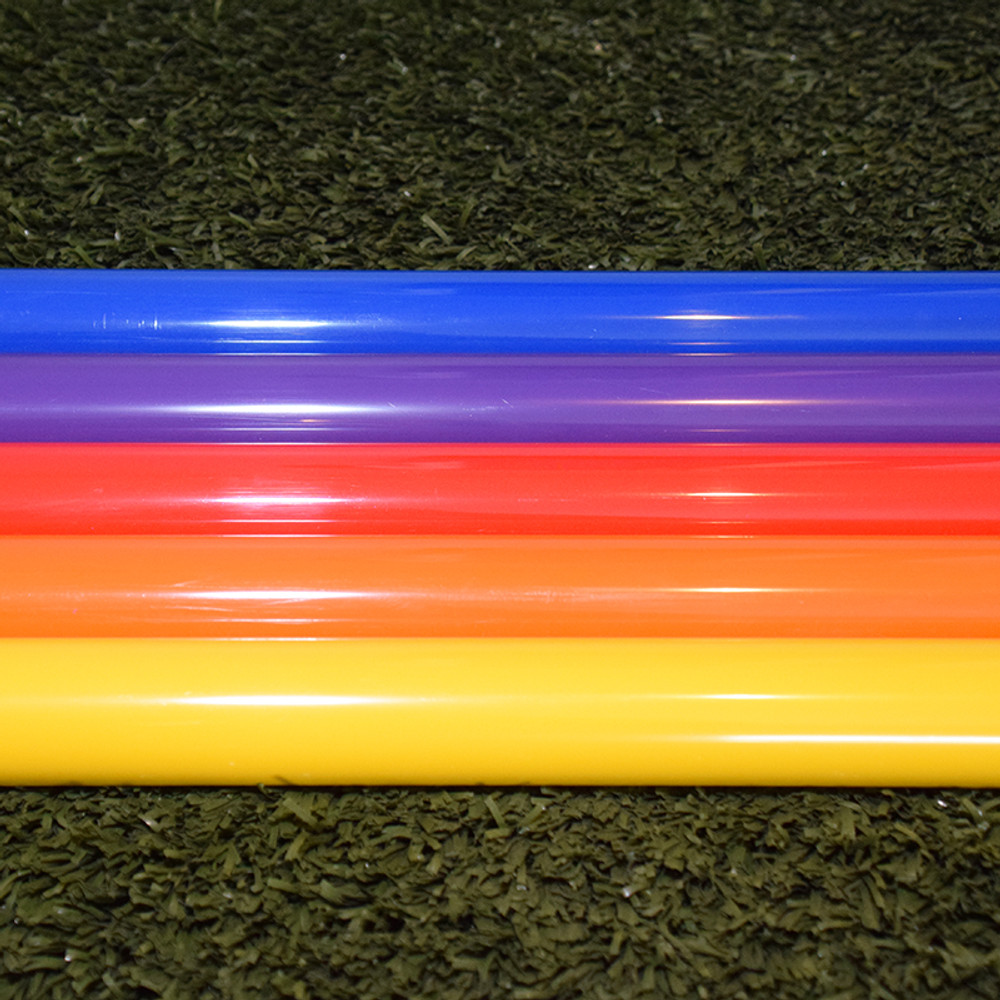 "Color PVC 1 1/4"" Pipe 35 1/2"" long"