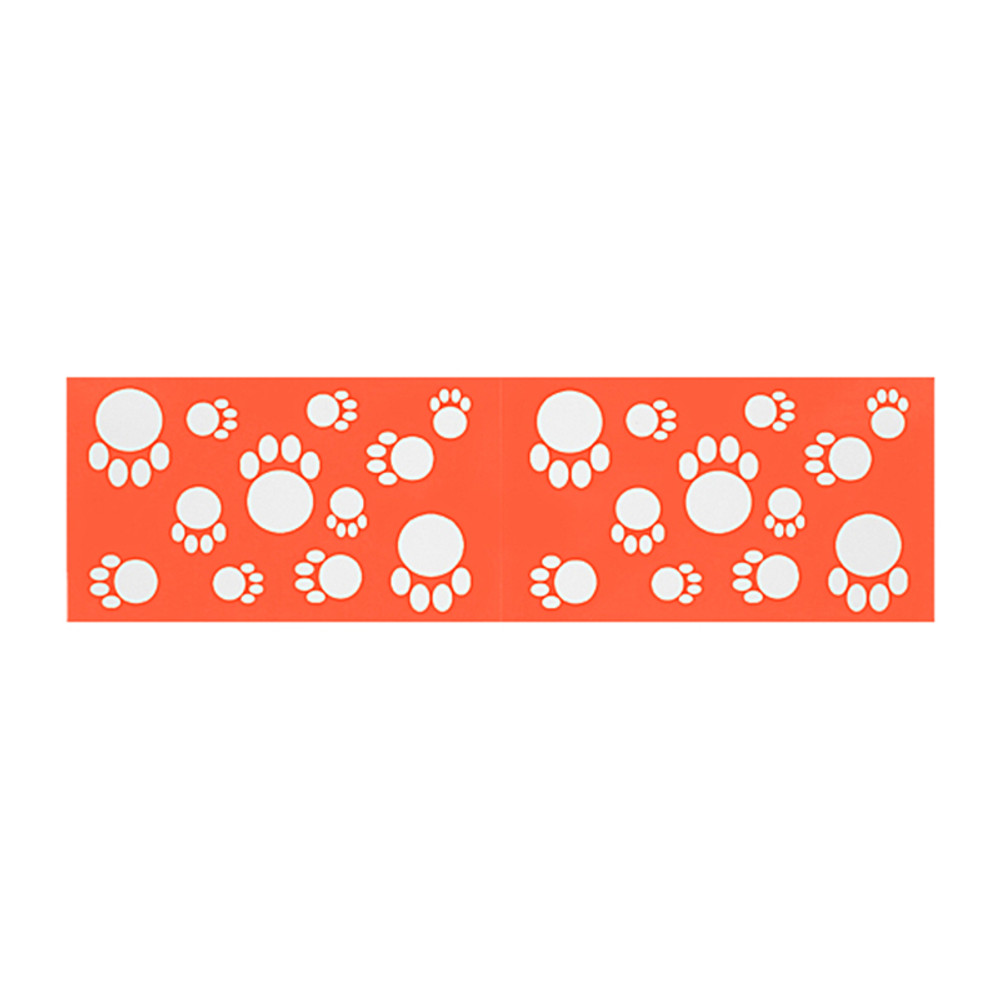 Paw Print Labels $1.50 per sheet