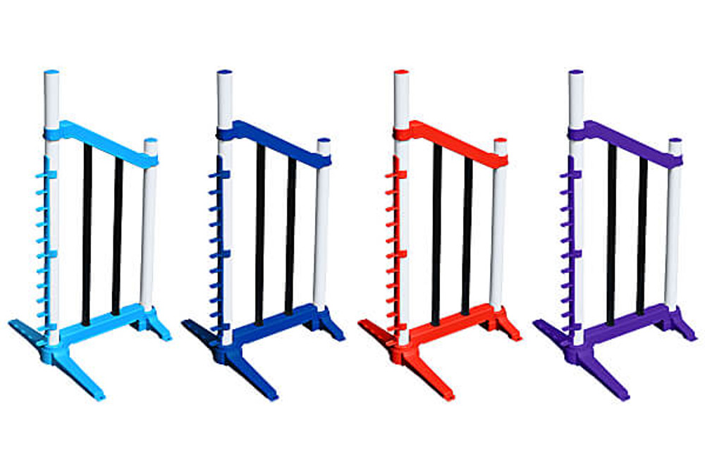 Clip and Go Agility Safety First Wing Jumps