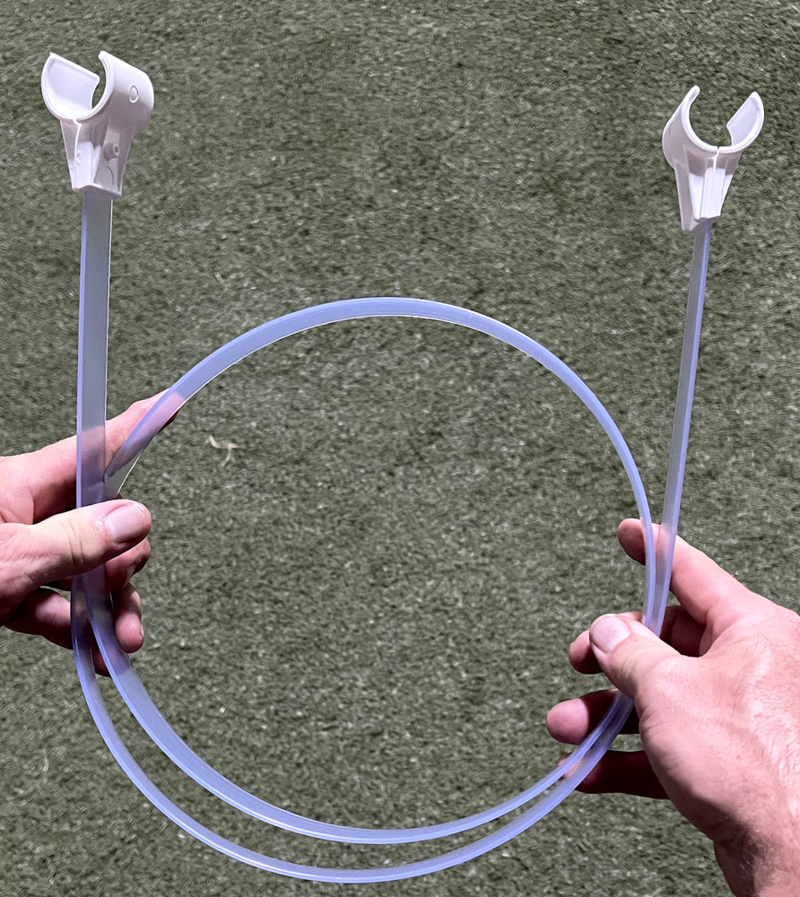 Clearway Weavepole Guides for 12 Poles (10 guides)  $89.95