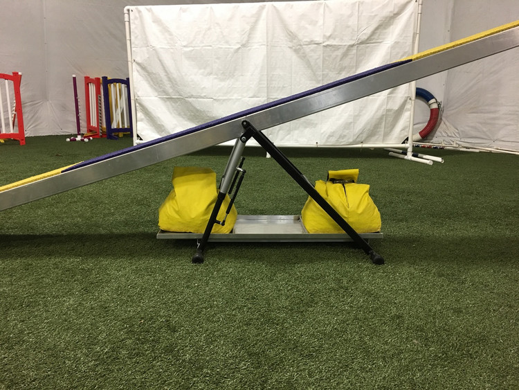 Seesaw Sand Bag Tray