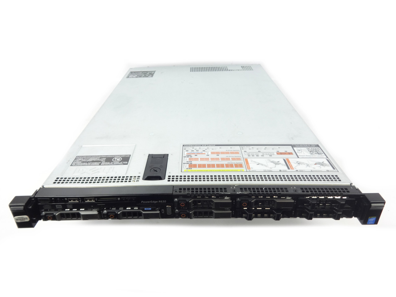"""Dell Poweredge R630 8x 2.5"""" Server Build to Order"""