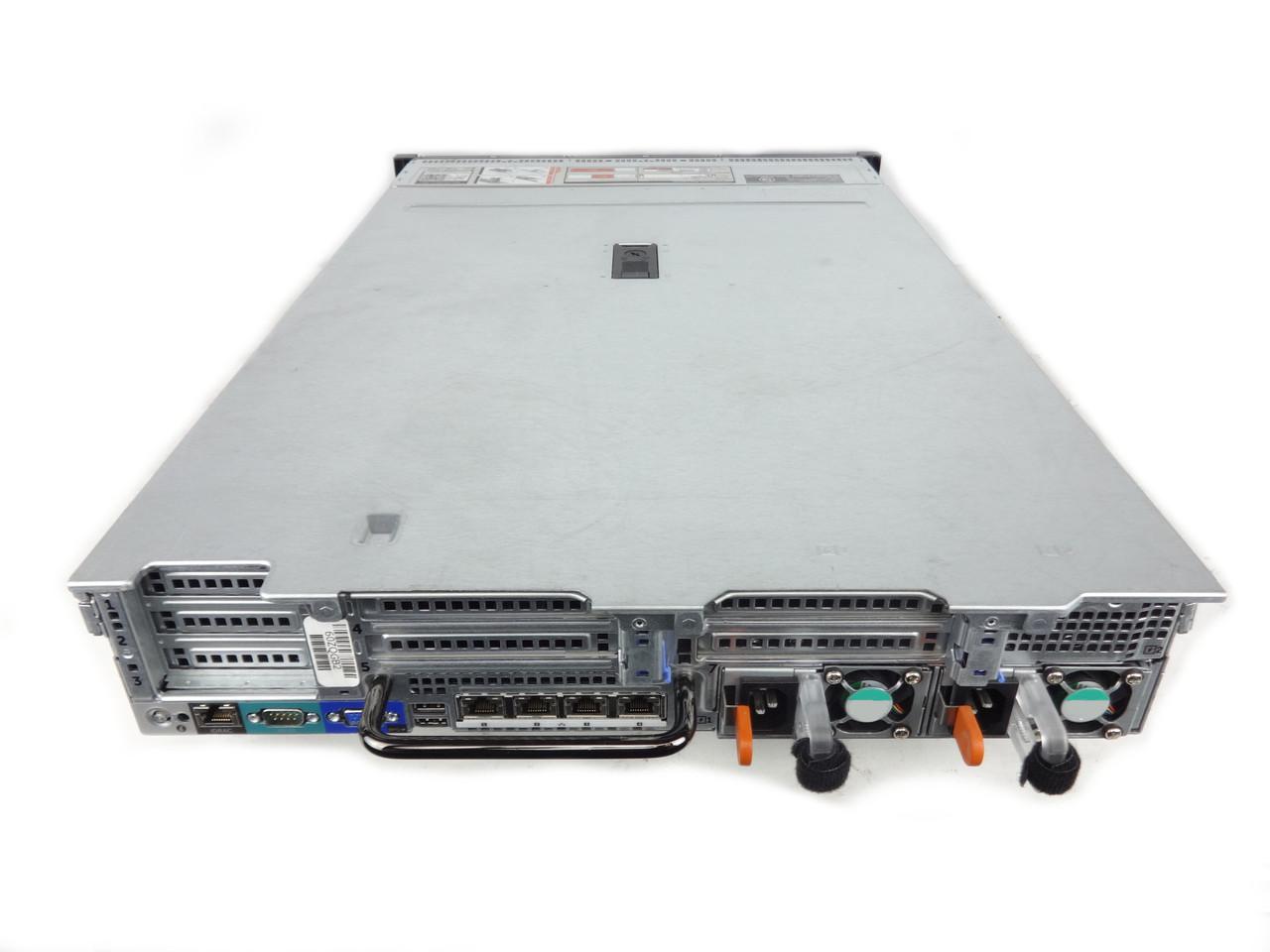 Dell Poweredge R730 16 Bay Server(Rear)