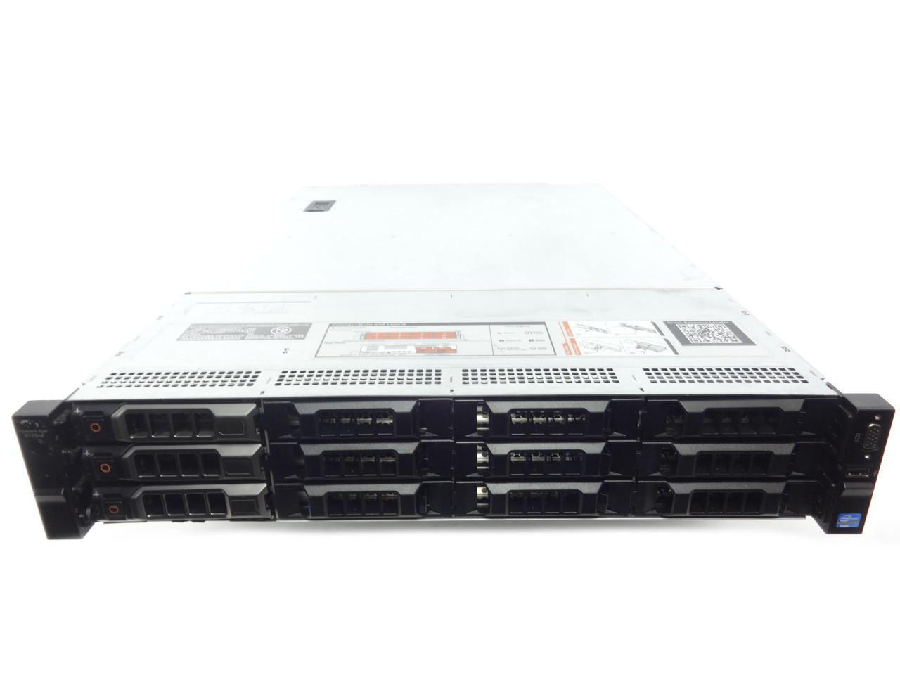 Poweredge R720XD LFF Server