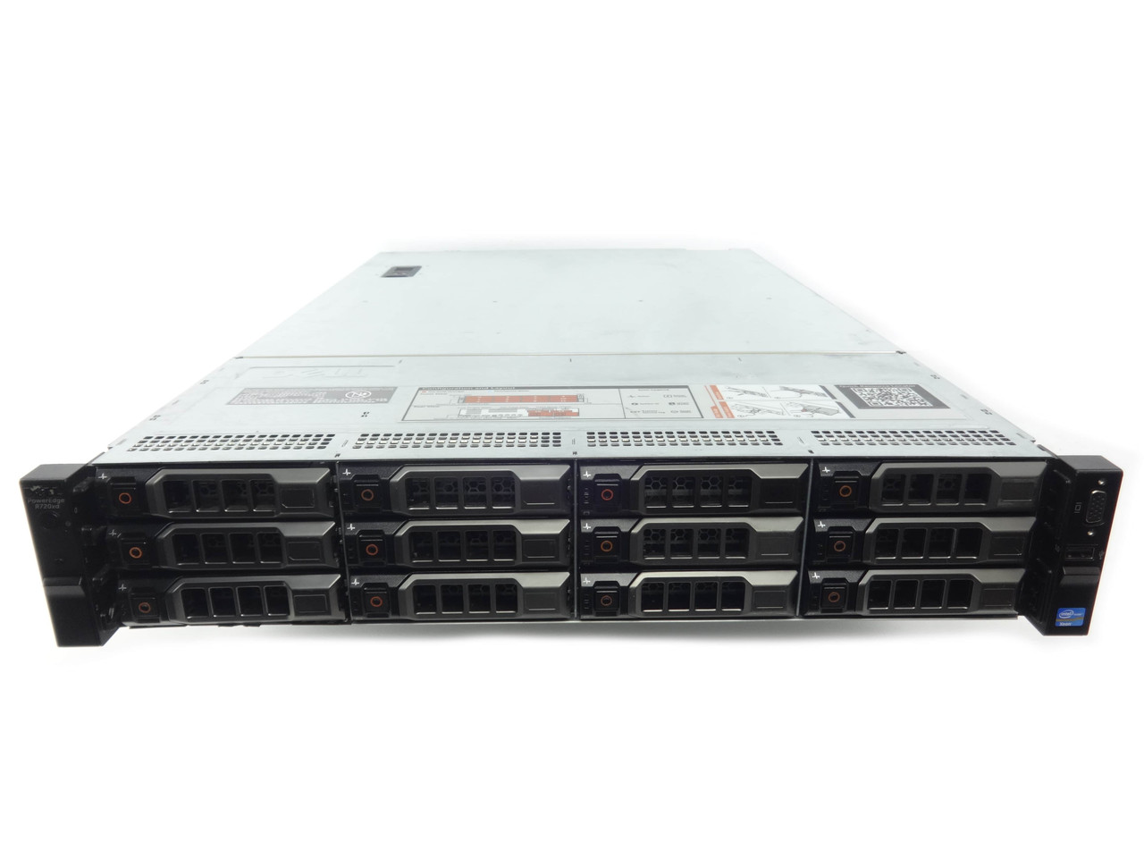 Used Dell Poweredge R720XD Server