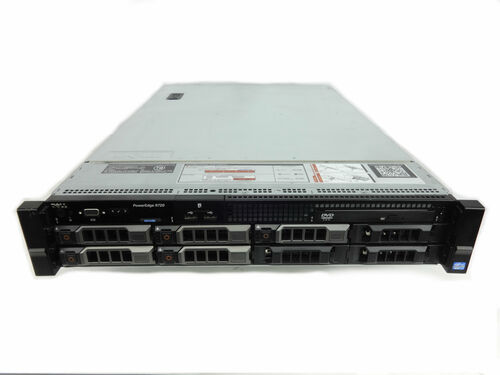 Poweredge R720 8 LFF Server