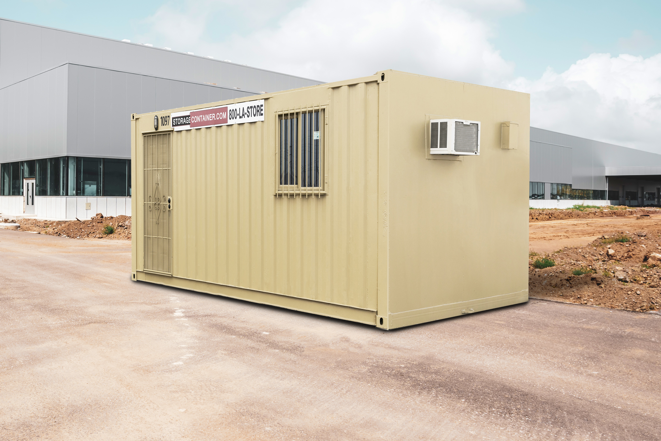 Shipping Containers for residential solutions