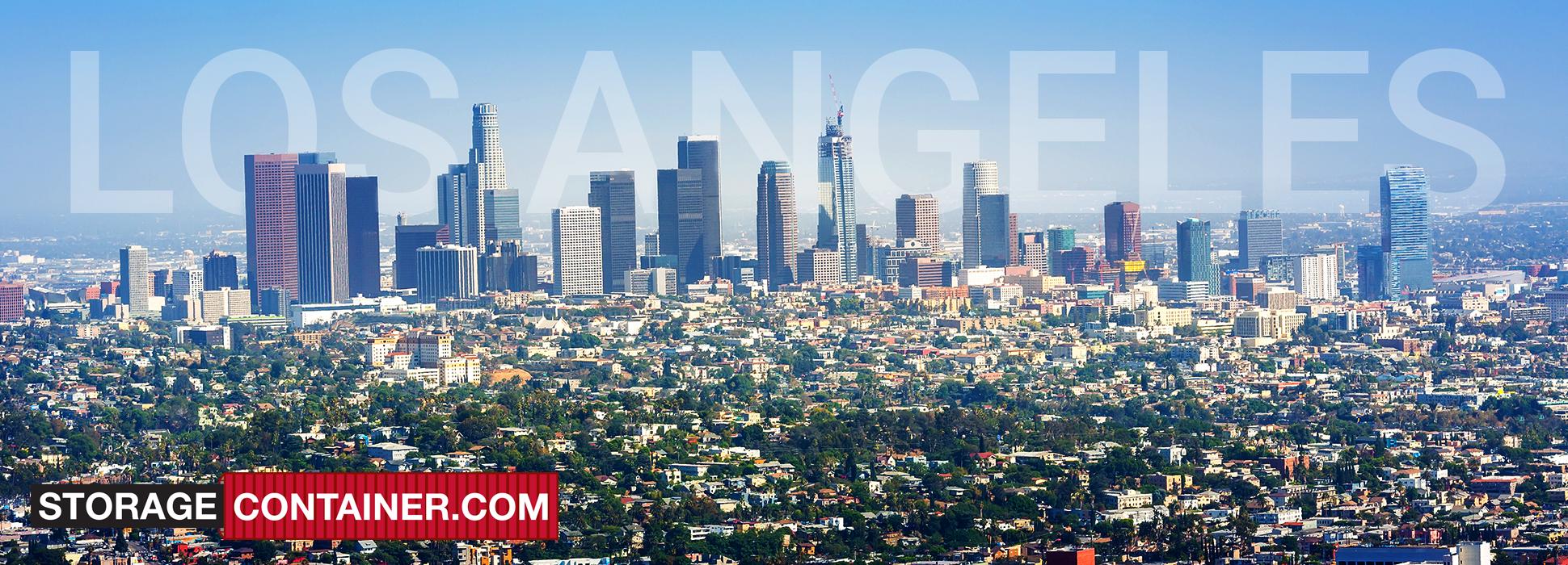 Los Angeles - storagecontainer.com