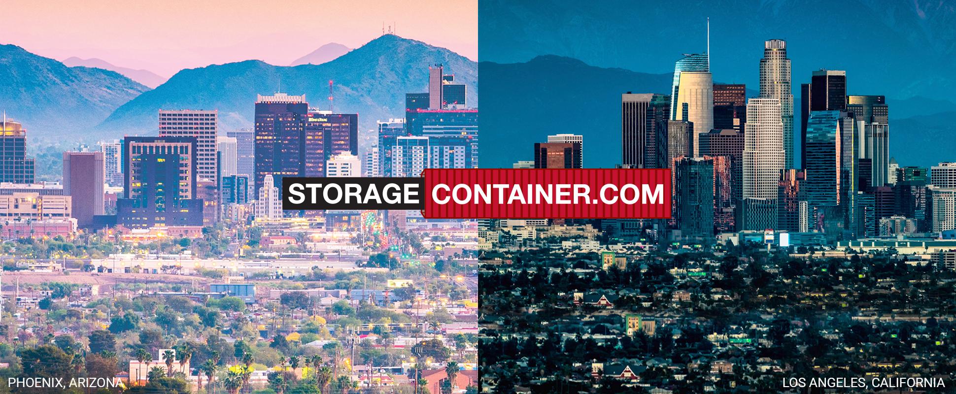 Storage Container.com Phoenix and Los Angeles