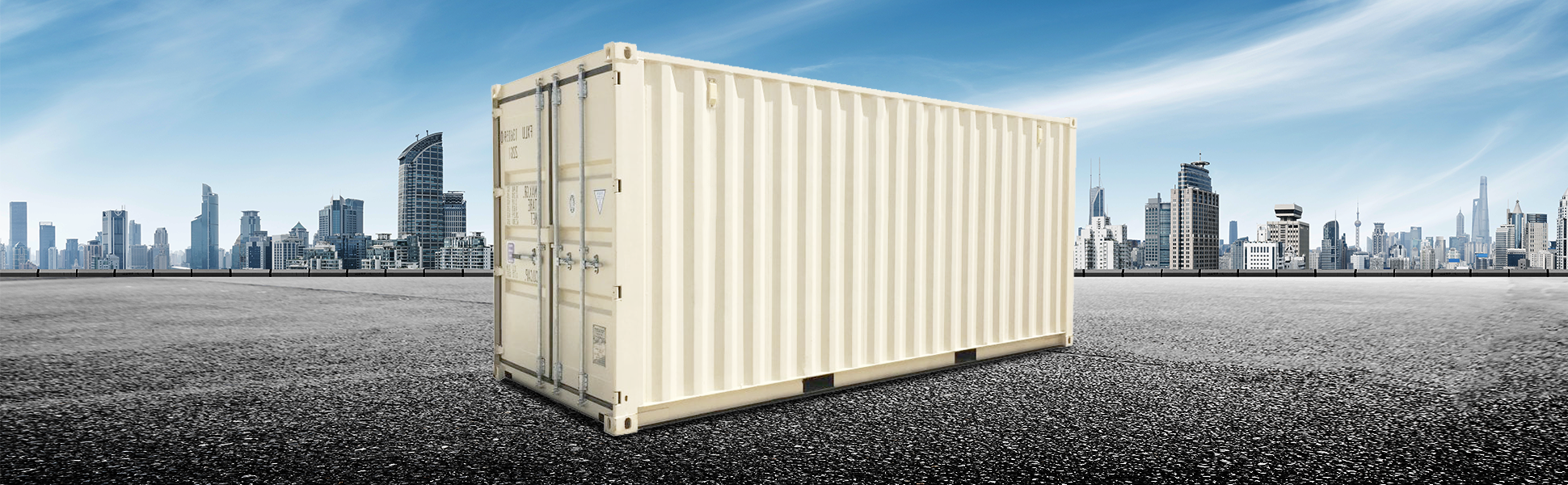 CONTAINERS, CONEX BOX, OR SHIPPING CONTAINERS