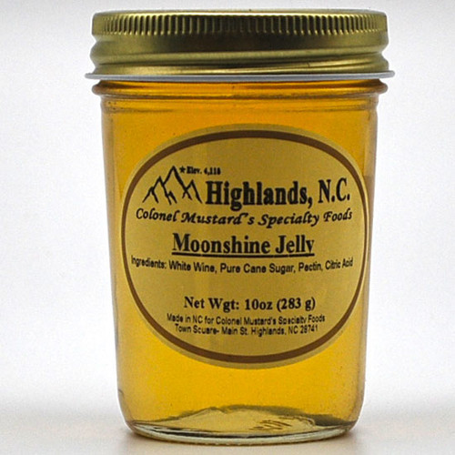 Moonshine Jelly  10 oz