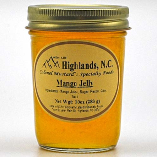 Mango Jelly  10 oz