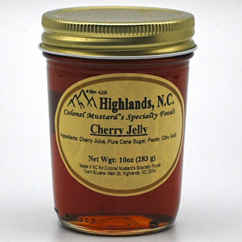 Cherry Jelly  10 oz